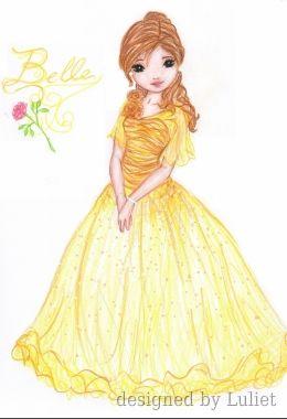 Belle-Disney Glamour