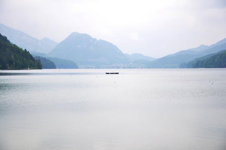 Lake.Nature. Love. Fuschl Village,Salzburg,Austria. #By Devika Narain