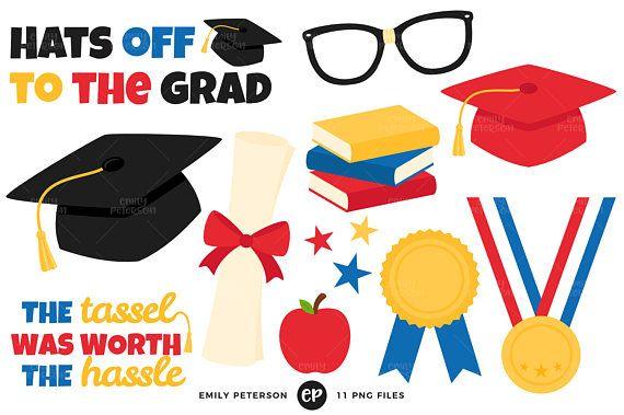 Graduation Clip Art School Clipart Graduation Hat Clip Art Etsy Graduation Clip Art Clip Art School Clipart