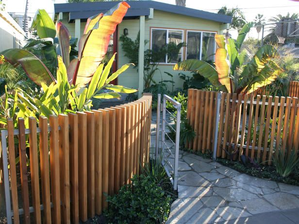 Best Fence Ideas Images On Pinterest Backyard Ideas Fence - Front yard fencing ideas