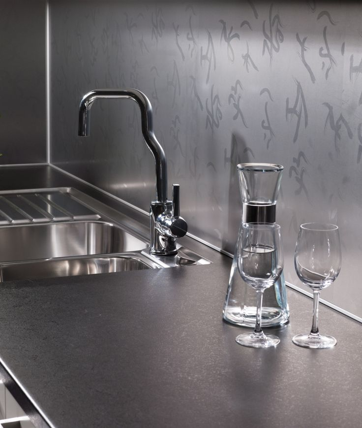 "Denne heter ""Penello"". Kitchen Board fra Fibo-Trespo. http://fibo-trespo.no/"