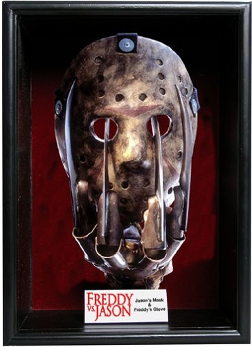 Freddy vs. Jason Glove & Mask Set