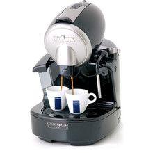 Lavazza Espresso Coffee Machine with Milk Steamer