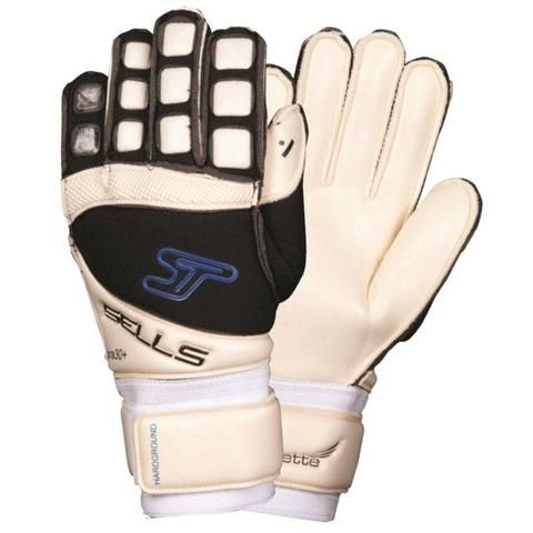 Sells Silhouette Hardground Goalkeeper Gloves - Goal Kick Soccer