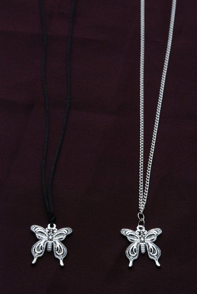 Collana con farfalla, by Roba Da Donne Accessori, 4,00 € su misshobby.com