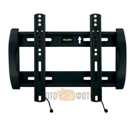 Кронштейн Kromax STAR-50 для тв 17-45,настенный фиксированный, до 75 кг, серый  — 890 руб. —  Надежный рамный кронштейн Kromax STAR-50 для   плазмы, прекрасно подойдет для панелей от 17 до 45 дюймов. В крепежной   раме предусмотрен водяной уровень для более точной установки. Телевизор   на кронштейне будет установлен максимально близко к стене 20 мм. Max   VESA 300*300. Инновационная система фиксации - фиксирующий замок   TechLock