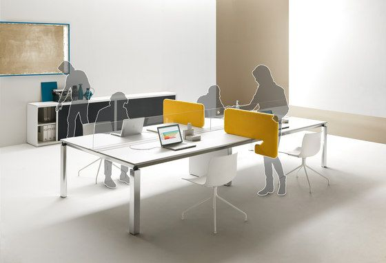Desking Systems | Desk Systems | Han | Martex | Mario Mazzer. Check It Out