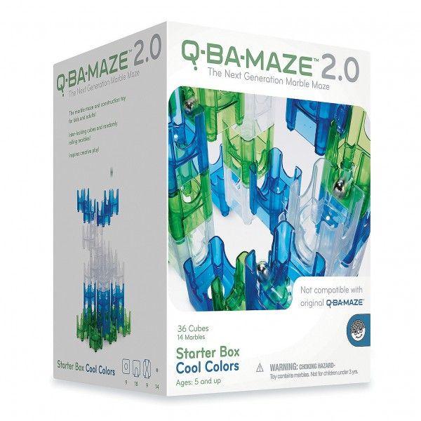 Labirynt dla kulek Q-BA Maze - Blue