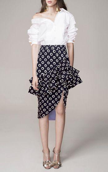 Johanna Ortiz Spring Summer 2016 Look 18 on Moda Operandi