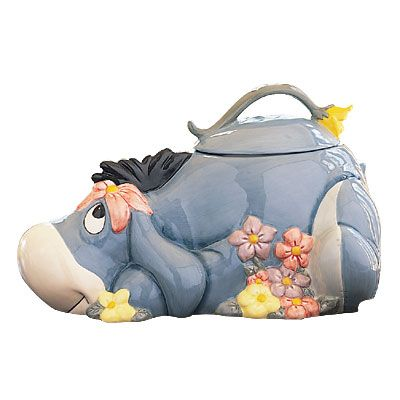 Eeyore Cookie Jar