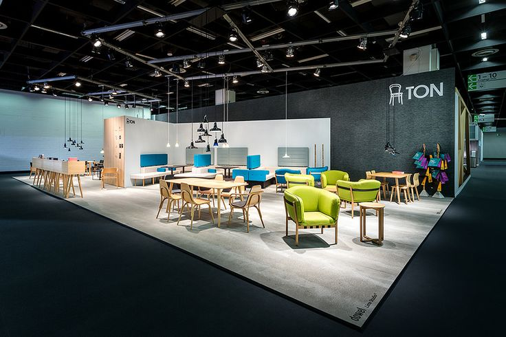TON at IMM Cologne, 2014