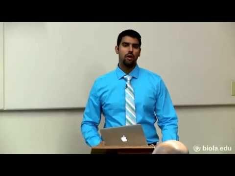 Nabeel Qureshi: Jesus in Islam vs. Jesus in Christianity - Apologetics t...