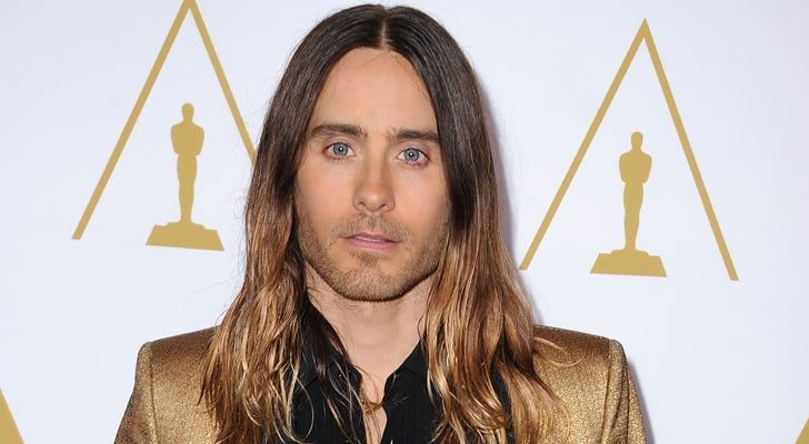 Pin for Later: The 10 Sexiest Guys of 2014 Jared Leto