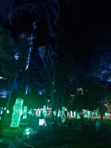 Parque nacional, Bogotá