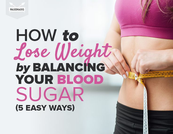 Follow these simple tricks for keeping your blood sugar stable -- and your waistline thinner.