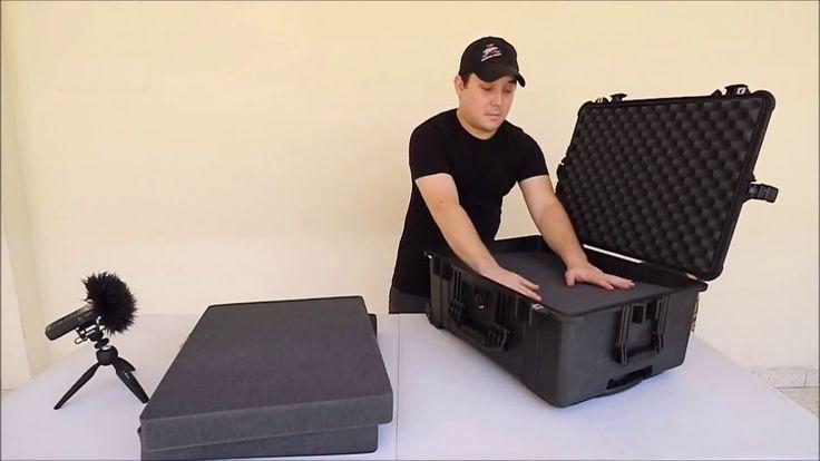 Unboxing: PELICAN 1610 - YouTube