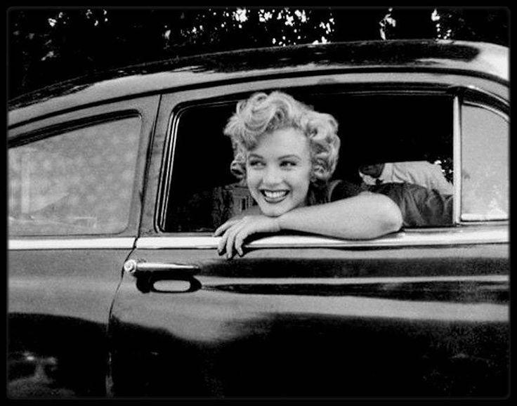 Marilyn Monroe - Jock Carroll