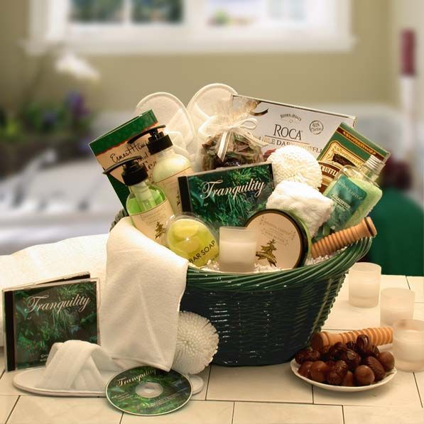 Apologise, facial spa gift baskets were not
