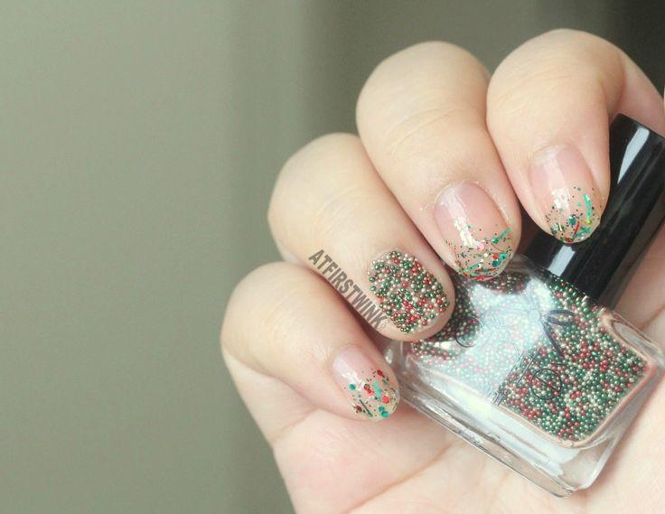 Mejores 95 imágenes de Caviar nails en Pinterest | Uñas bonitas ...
