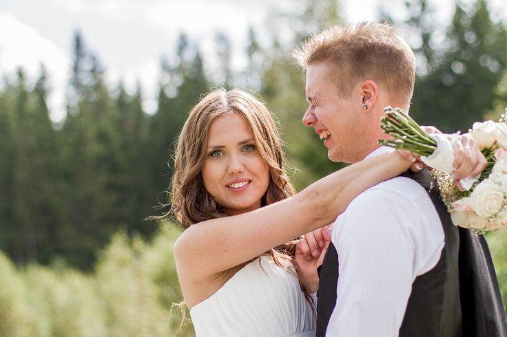 Bröllopsfotograf Kinna - Bjänsered - Mari & Tobias