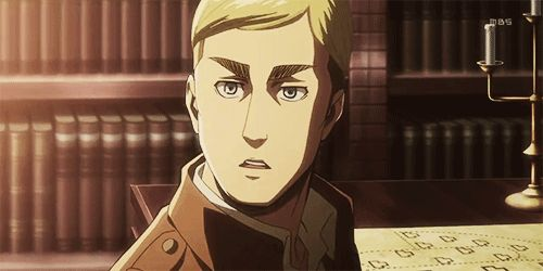 I got: Erwin Smith! What 'Attack on Titan' character are you? Weird but i really feel honired right now ^-^'