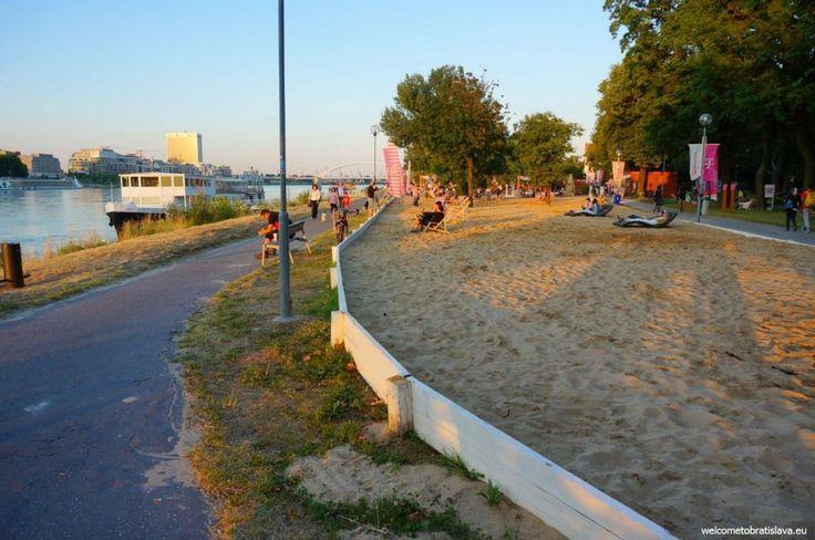 MAGIO BEACH - WelcomeToBratislava | WelcomeToBratislava