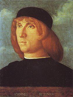 Giovanni Bellini   Self-portrait  Born1430  Venice  Died1516 (aged85–86)  NationalityItalian  FieldPainting  MovementRenaissance