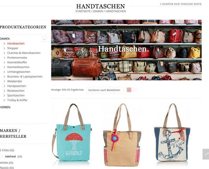 Billig handtaschen shop
