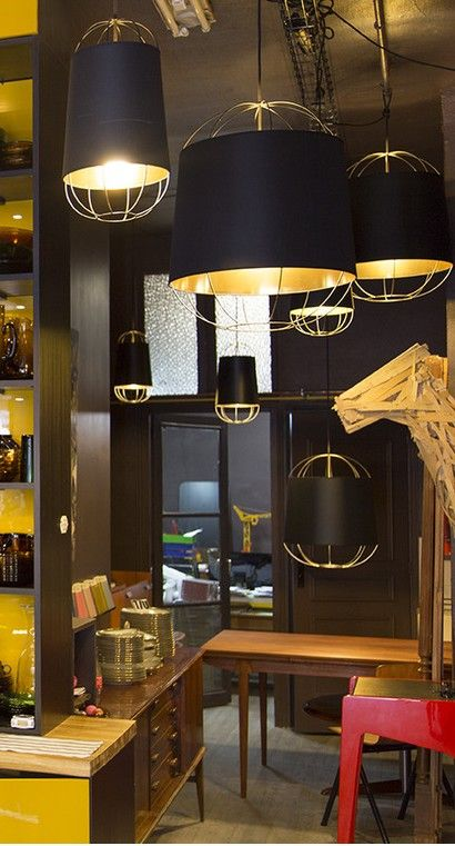 42 besten Lampes suspendues Bilder auf Pinterest | Pendelleuchten ...