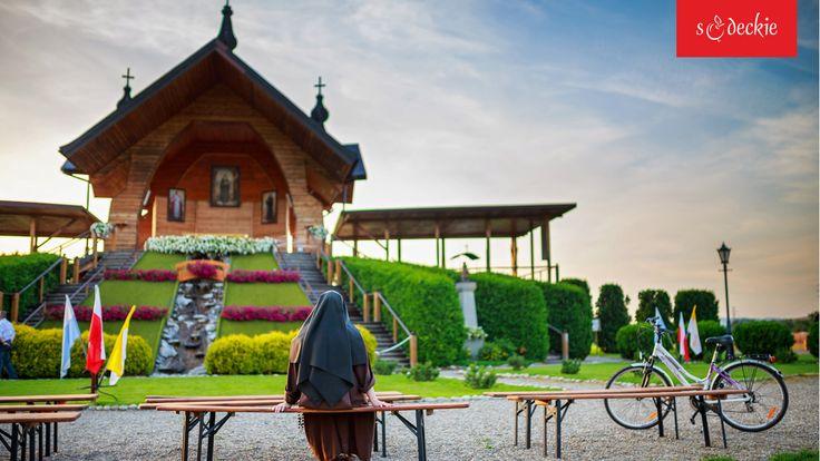 Ołtarz Papieski w Starym Sączu, fot. K. Bańkowski