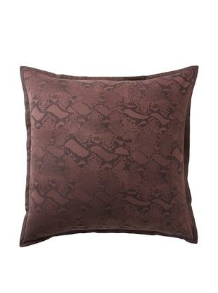 39% OFF Home Concept By Belle Epoque Ophidian Sham, Purple/Brown, Euro
