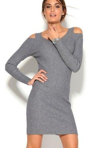 Šaty s odhalenými rameny #ModinoCZ