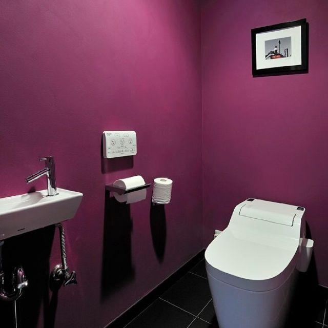 studio-koaさんの、ポーターズペイント,男前,北欧,バス/トイレ,のお部屋写真