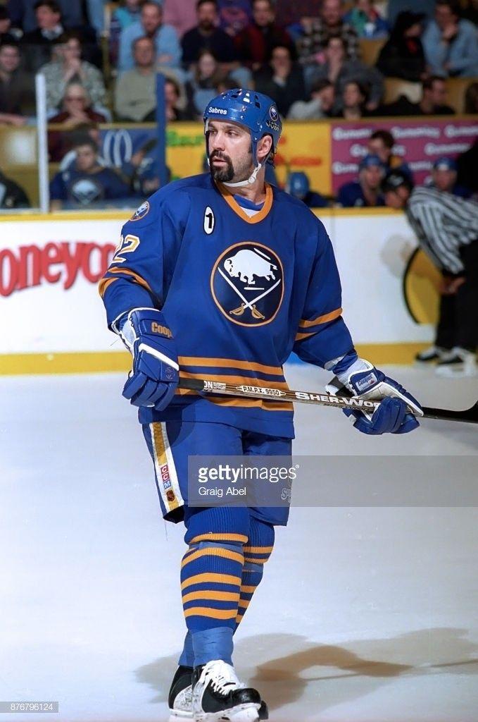 Charlie Huddy Buffalo Sabres Buffalo Sabres Hockey Nhl