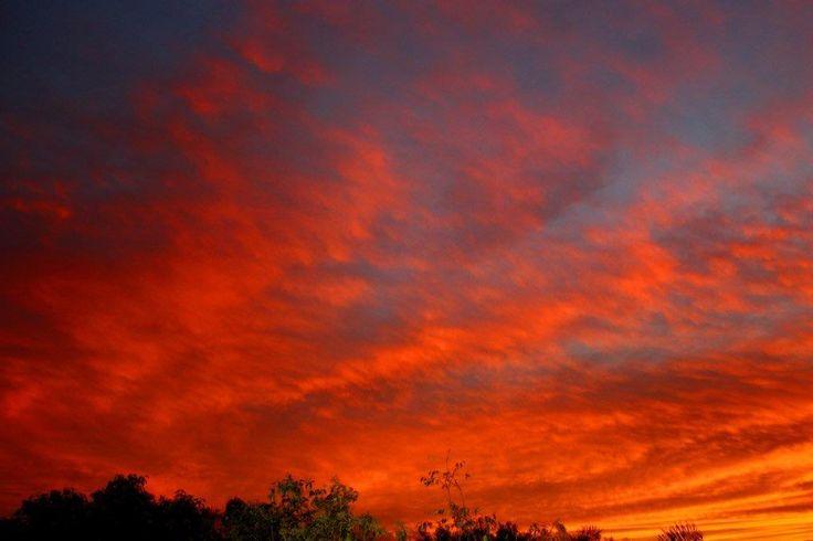 Sunset in Bedfordview