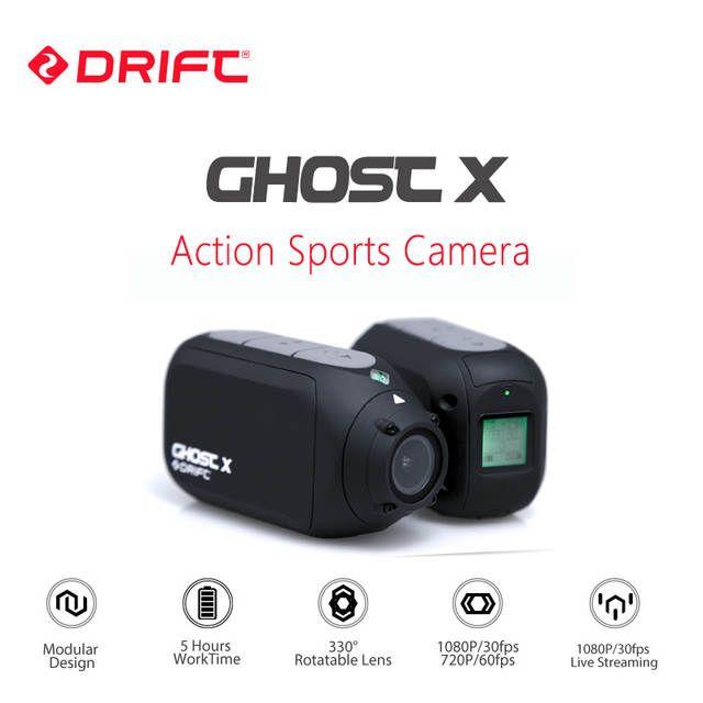 Nova Chegada Fantasma Deriva X Camera De Acao Esporte Camera 1080