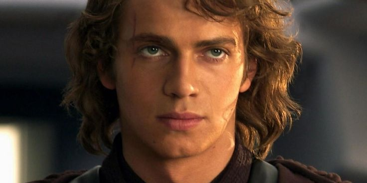 Hayden Christensen as Anakin Skywalker | Hayden Christensen Anakin Skywalker Star Wars 8: Will Hayden ...