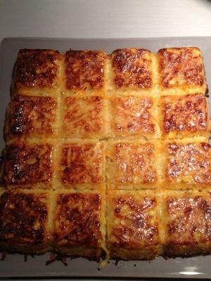 Gâteau pomme de terre oignons 2 pp