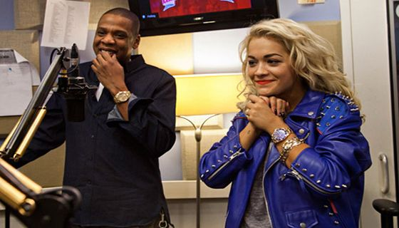 Rita Ora admits her Roc Nation boss, Jay Z, is one tough cookie