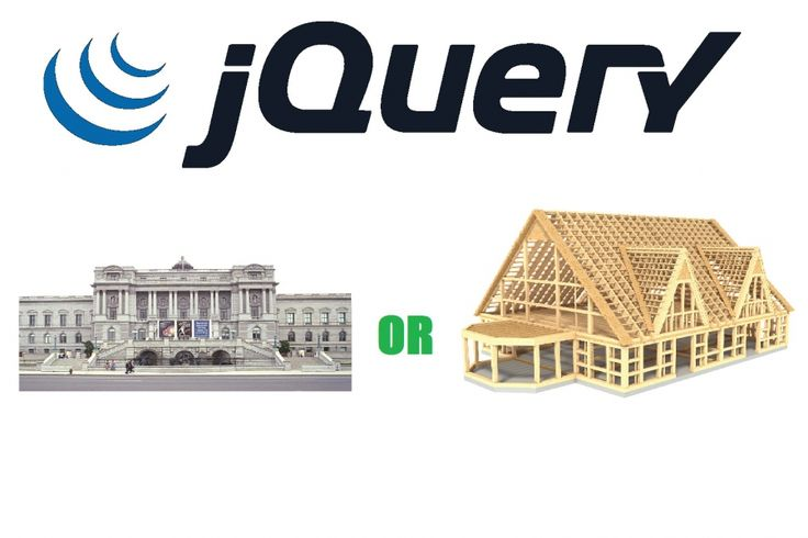 Is jQuery a library or a framework? The answer may surprise you.