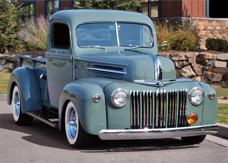 M s de 25 ideas incre bles sobre camiones viejos en for Camiones ford interior