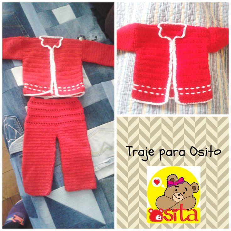 #tejido #palillo #niño