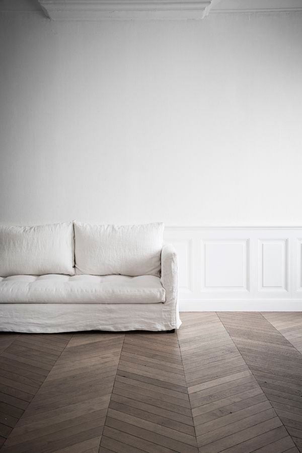 INSPIRATION: HERRINGBONE & CHEVRON WOODEN FLOORS | THE STYLE FILES