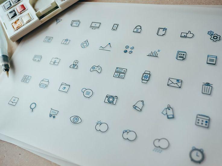 Fblu free icons by buatoom