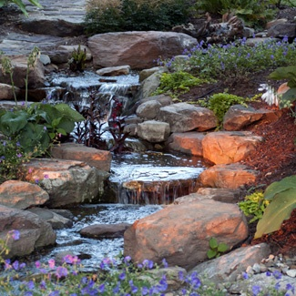 Visit atlanticwatergardens.com for more great water feature photos and products.