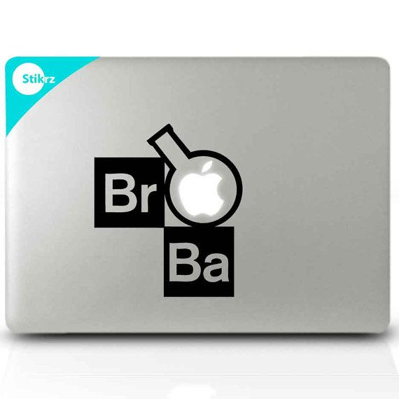 Breaking bad macbook decal breaking bad flask by stikrz on etsy 9 98