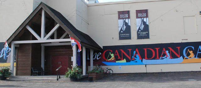 The Canadian  Canoe Museum ~~~ Visit for FREE  each Thursday evening after 5 P.M. You'll have a chance to explore the museum at no cost from 5 P.M. to 8 P.M.