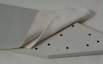 #homekitchen This cover and pad set fits all #HANDi-PRESS and #iron-a-way built-in ironing boards regardless of model. The industrial grade treated cover is long ...