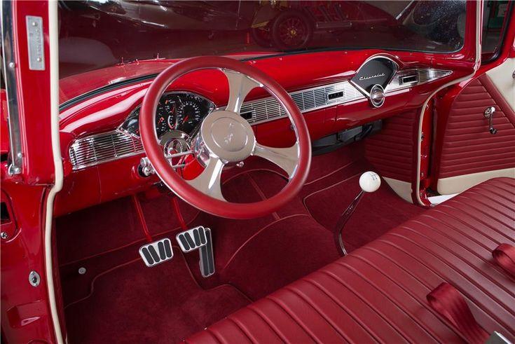 "1956 CHEVROLET 210 ""JUNKYARD DOG"" - Barrett-Jackson Auction Company - World's Greatest Collector Car Auctions"