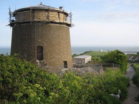 Martello Tower, the warren. Future Home.